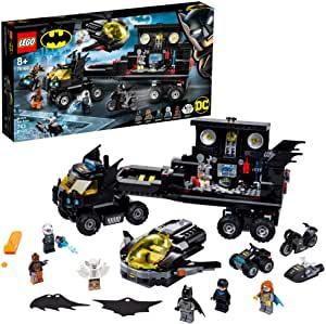 LEGO DC Mobile Bat Base 76160 Batman Building Toy, Gotham City Batcave (743 Pieces) for $69.99 @ Amazon