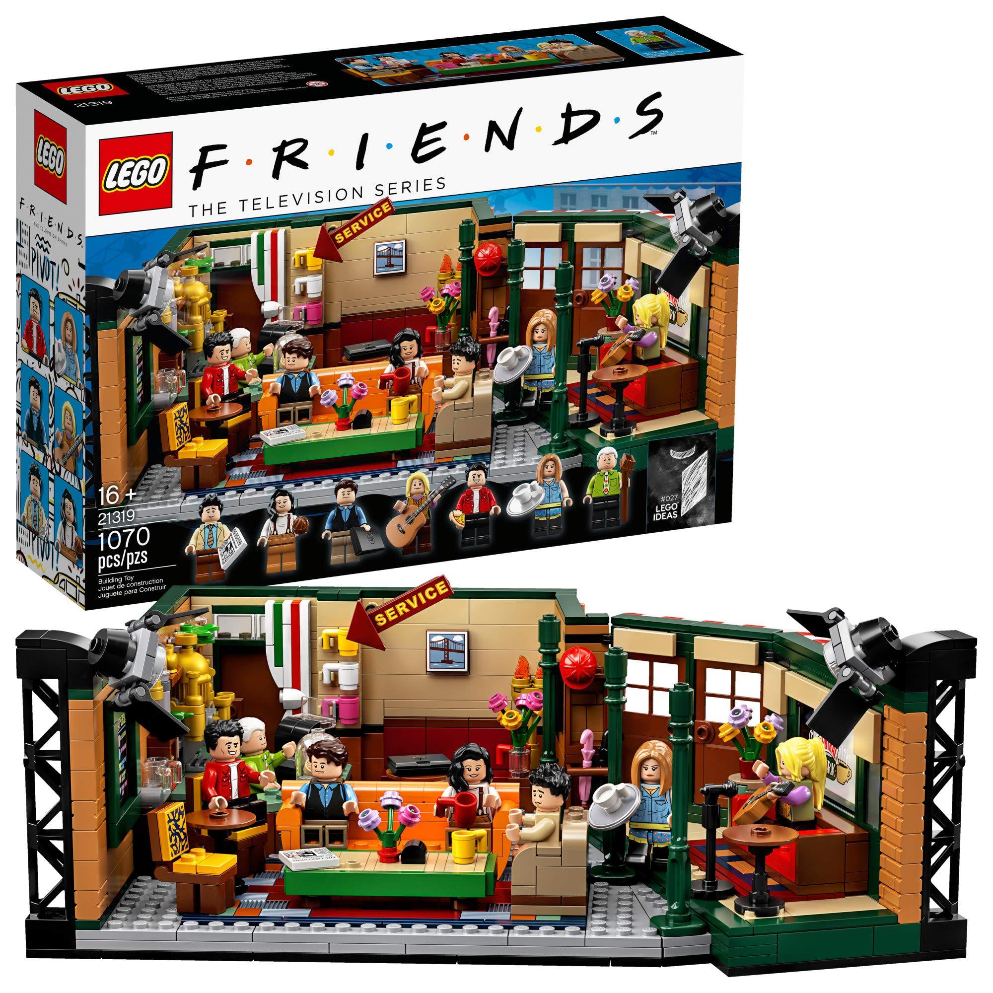 LEGO Ideas 21319 Central Perk Building Kit (1,070 Pieces) for $48.99 @ Amazon