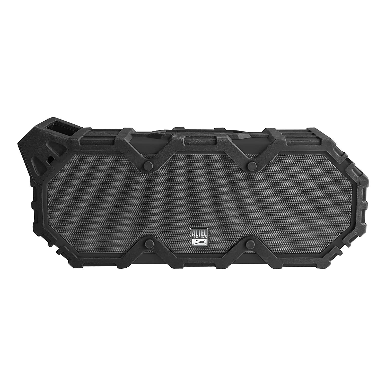 Altec Lansing LifeJacket XL Wireless Waterproof Floatable Bluetooth Speaker, Black Color for $69.99 @ Amazon