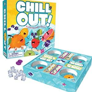 Gamewright  - Chill Out! The Refreshing Game of Dice And Ice for $8.97 @ Amazon
