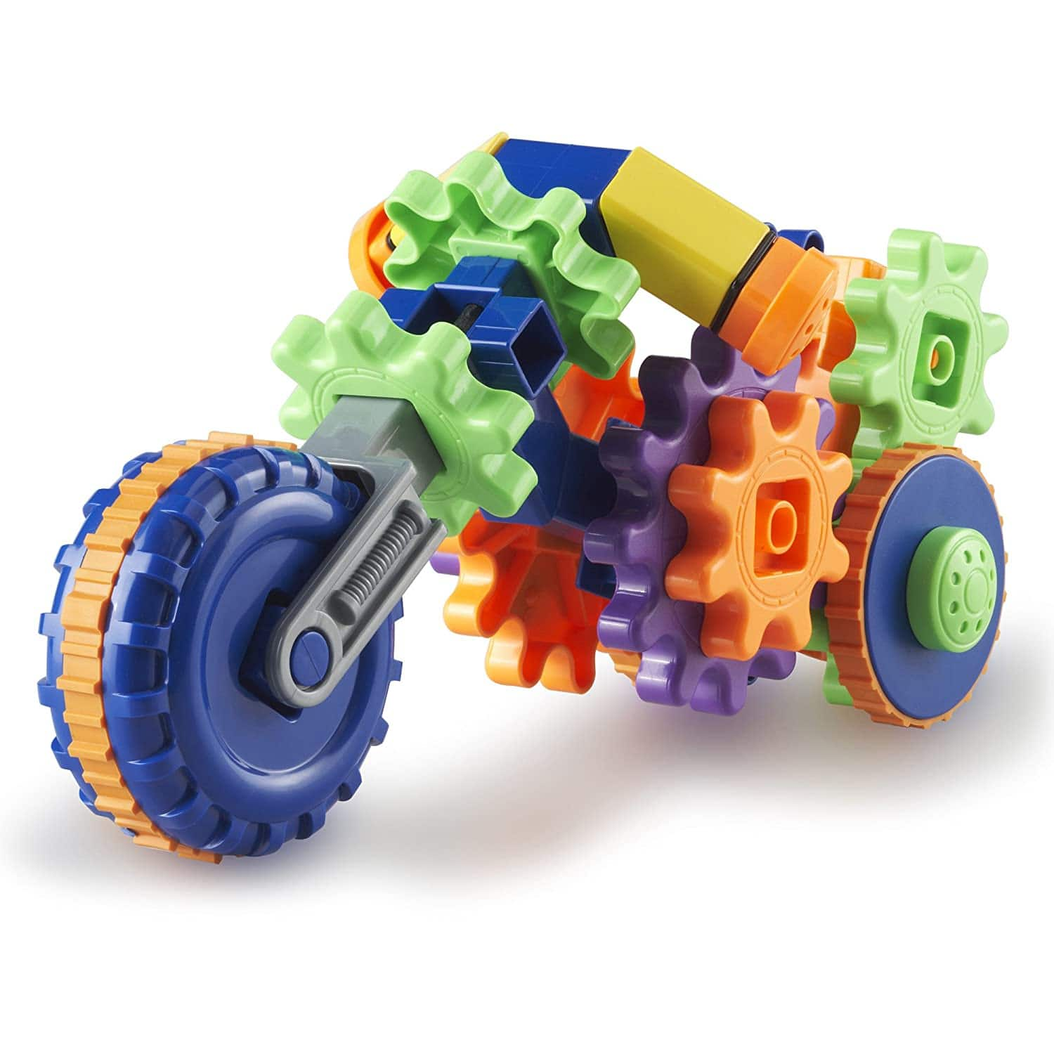 Learning Resources Gears! Gears! Gears! Cycle Gears, Construction, Gear Toy, 30 Pieces for $7.49 @ Amazon