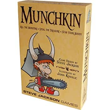 Munchkin Card Game for $13.49 @ Amazon