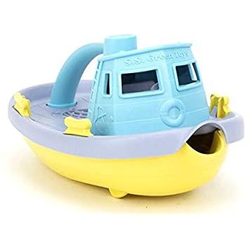 Green Toys: Paddle Boat $9.74, Tug Boat $8.24 @ Amazon