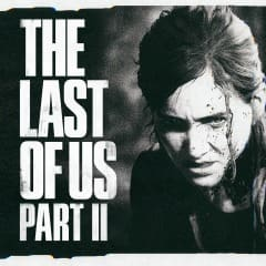 The Last Of Us Part II Grunge Dynamic Theme (PS4)