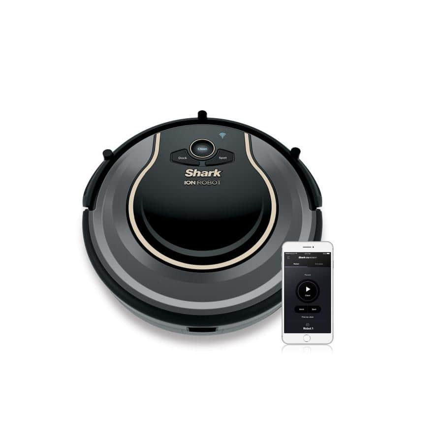 Shark ION robot 750 robotic vacuum - Lowe's clearance (YMMV) - $159 or $139 w/ coupon