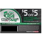 Free $5 off $5 at O'Reilly Auto Parts Coupon | Facebook | Instant Email Delivery