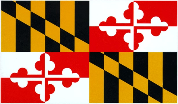 Maryland Flag Merchandise - 25% OFF + $5 Flat Rate Shipping