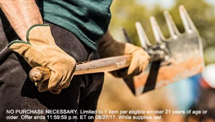 Marlboro: Free Pair of Leather Work Gloves from Team Marlboro Undivided 2017: (Smokers 21+): ~  08/27/17, while supplies last