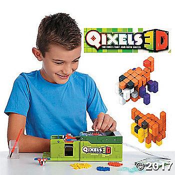 Qixels 3D Maker And Refill Kit $29.97