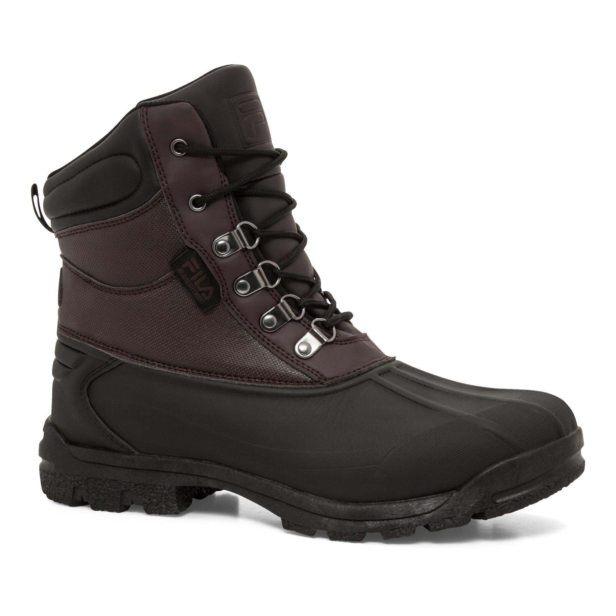 Fila Men's WeatherTech Extreme Waterproof Boot for $20.99