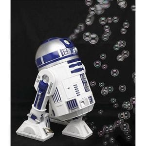 Star Wars R2-D2 Bubble-Blowing Machine - $44.99 + S/H (unless Red Card) Target or Target on eBay