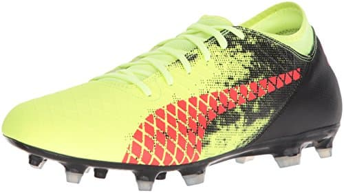 b83210bc4f4 Puma Men s Soccer Shoes  Future 18.4 FG AG (Size 11) - Slickdeals.net