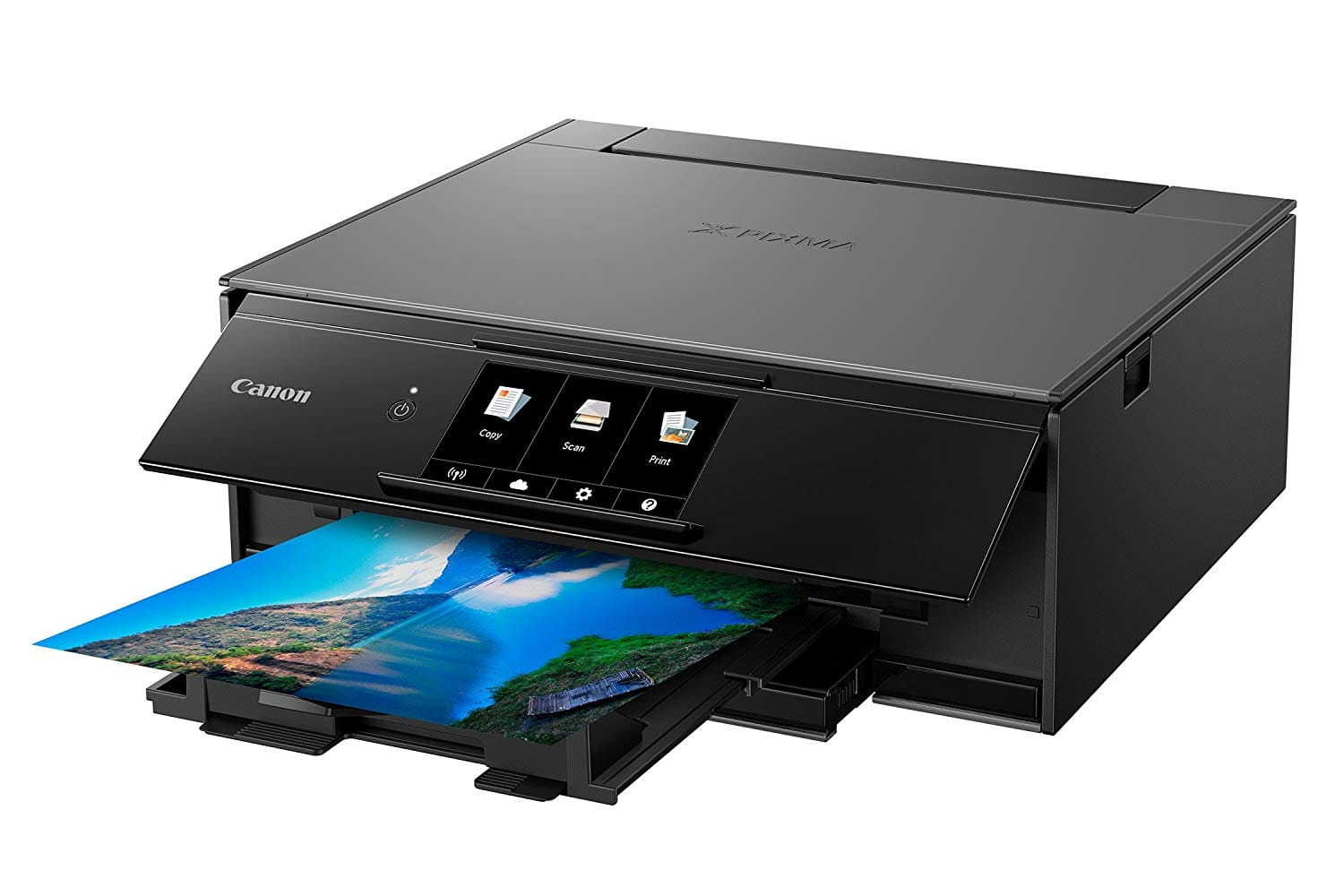 f6f1c75377f4 Canon TS9120 Wireless All-In-One Printer with Scanner and Copier: Mobile  and Tablet Printing, with Airprint(TM) and Google Cloud Print compatible,  ...