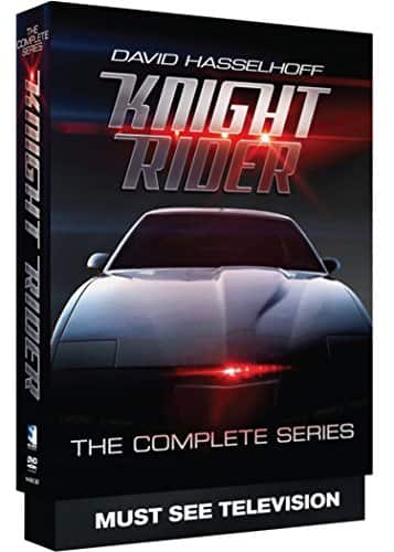Knight Rider - The Complete Series DVD for $19.95