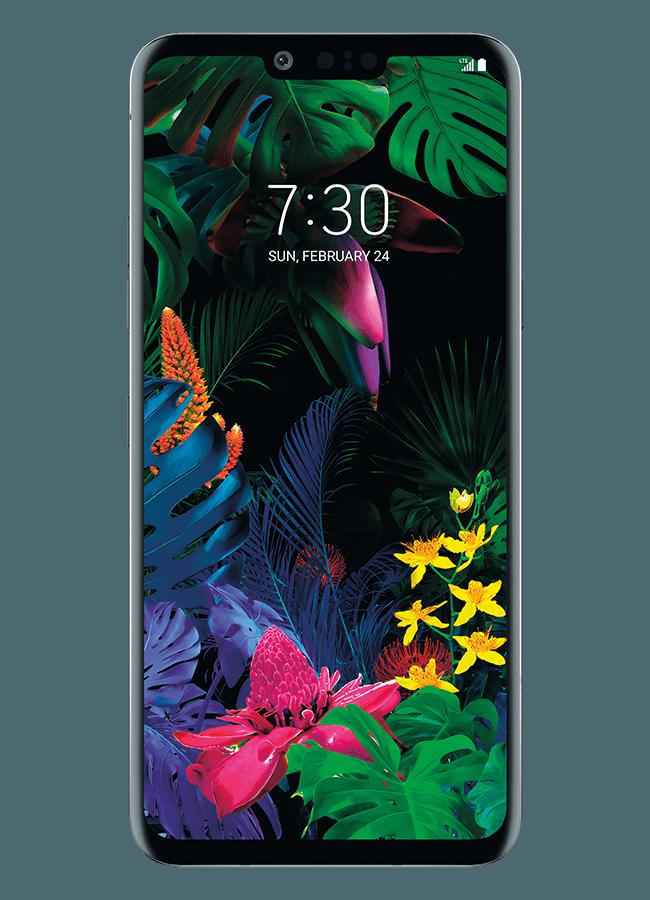Sprint) LG G8 for $8/mo after bill credits w/ Sprint Flex