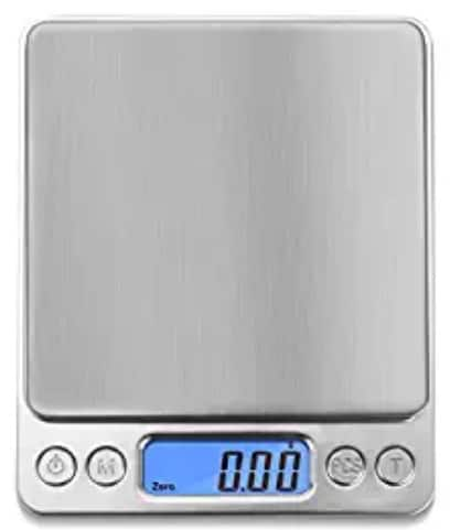 Digital Kitchen Scale 500 x 0.01g $7.7