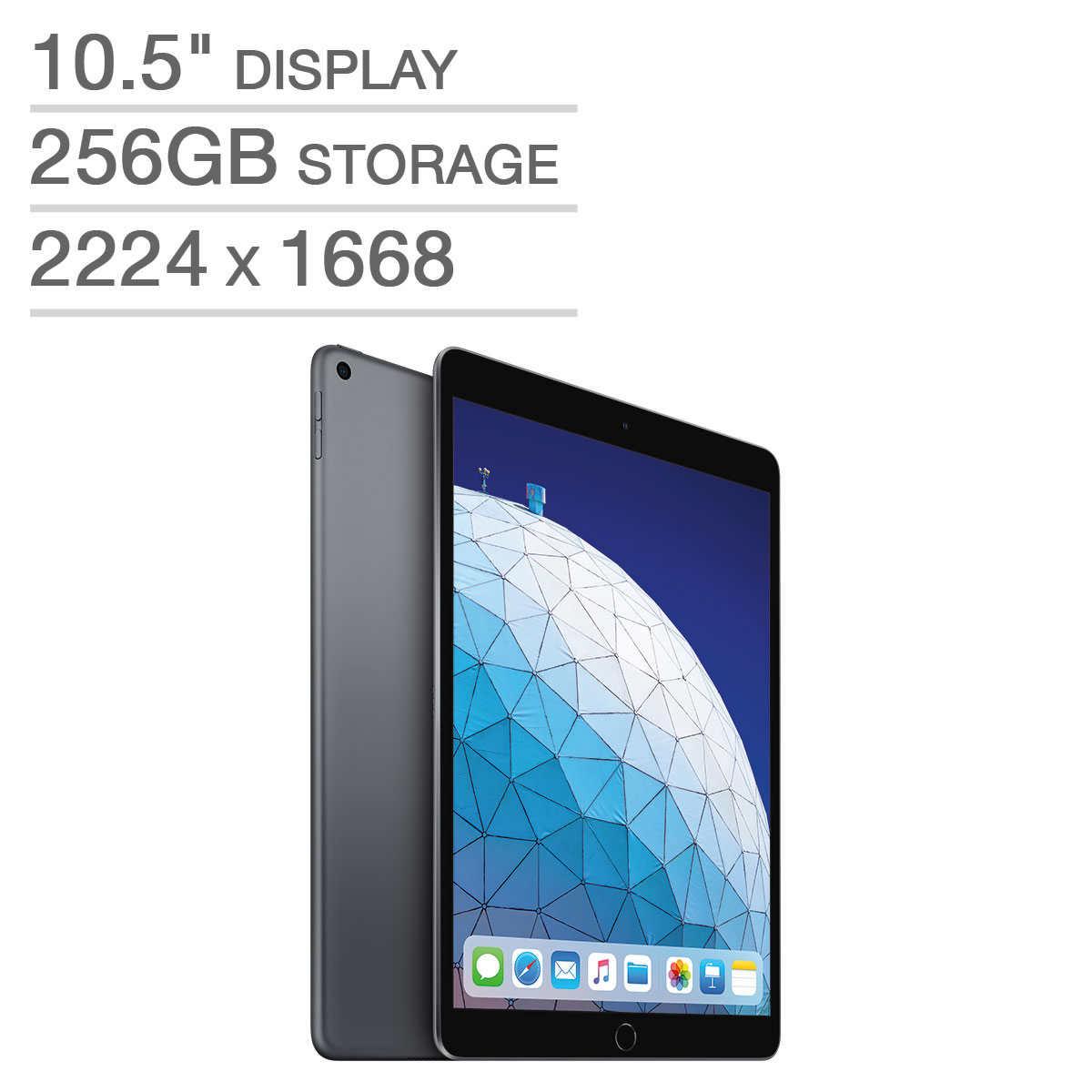 New Apple iPad Air - A12 Chip - 256GB - Latest Model $549.99