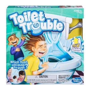 Toilet Trouble game $9.88 @ Amazon FS Prime