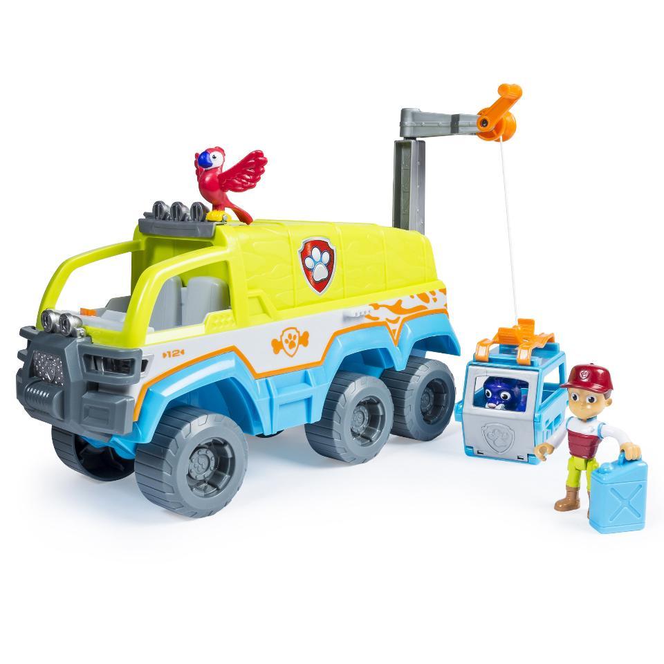 Paw patrol jungle rescue paw terrain vehicle $26.99