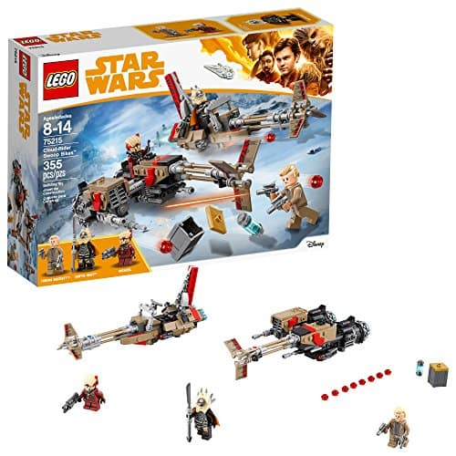 LEGO Star Wars Cloud-Rider Swoop Bikes at Amazon and Walmart $17.99
