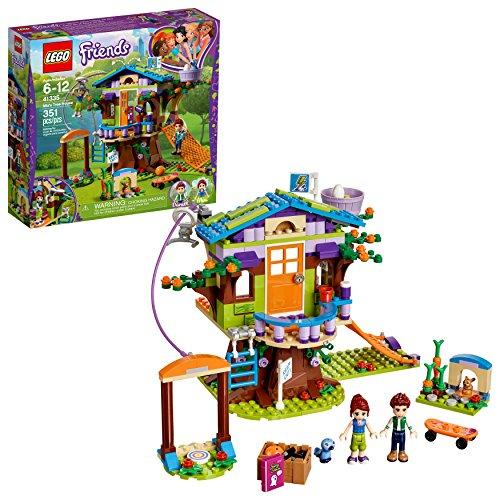 LEGO Friends Mia's Tree House 41335 at Amazon and Walmart $18.99