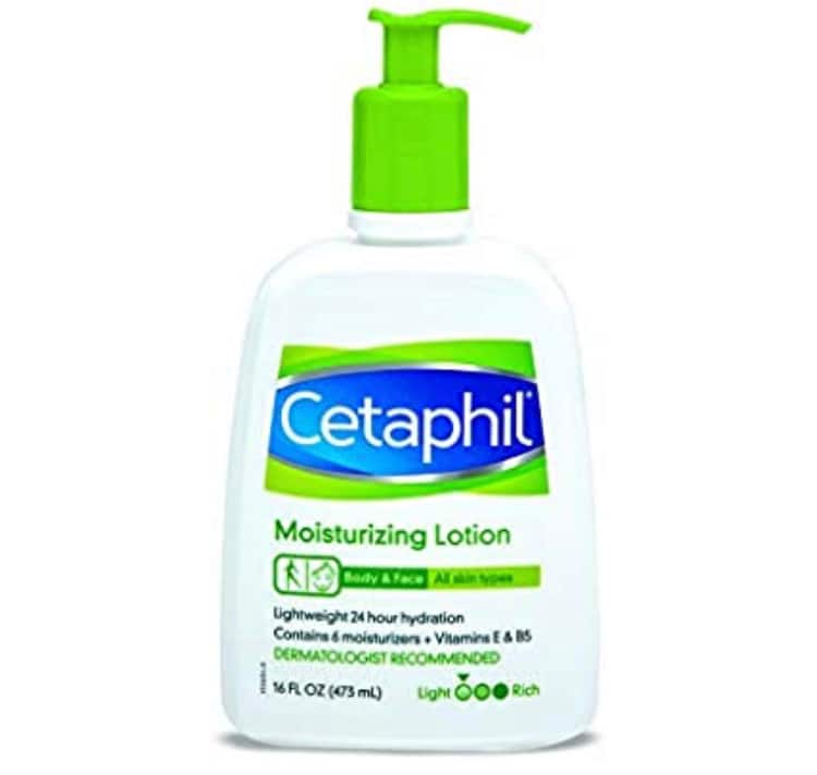 Cetaphil Fragrance Free Moisturizing Lotion 16 Fl oz, 2 Count for $14.65 or 1 count 20 FL oz for $10.05 with S&S