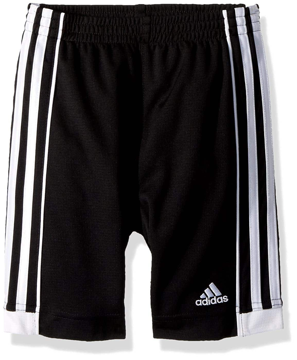 adidas Boys' Active Sports Athletic Shorts - Speed 18 Black colour $13.5