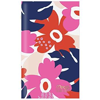 """Academic Pocket Planner 2020-2021, Mead Monthly Planner, 3-1/2"""" x 6"""", Pocket Size, Islander Floral (1384F-021A) for $4.19"""
