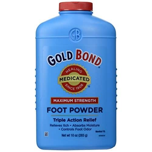 Gold Bond Medicated Foot Powder - 10 Oz $4.54