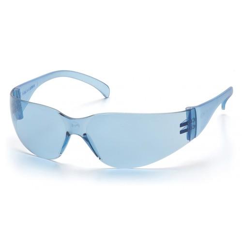 Pyramex Intruder Safety Eyewear, Infinity Blue Frame, Infinity Blue-Hardcoated Lens $1.15