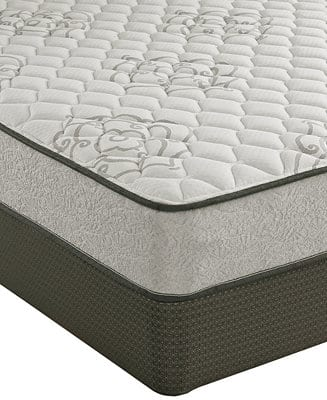 Macy's: Serta Perfect Sleeper® Calm Canyon Firm Queen Tight Top Mattress Set $297, delivery fee $85 if total purchase price < $787