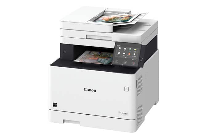 Canon imageCLASS MF733Cdw All-in-One Color Laser Printer $127.28 + Free Shipping