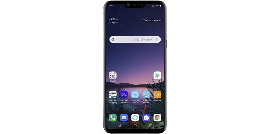Woot: LG G8 ThinQ w/ Alexa Hands-Free (128GB) Unlocked @299.99 + Free Shipping for Prime members.