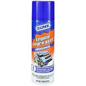 Gunk EB1 Engine Brite Original Heavy Duty Engine Degreaser - $2.52 @ amazon.com with 5 s&S