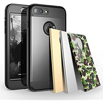 Galaxy S7 Edge Cases from $1.99 to $2.99 & iPhone 7 Plus/ 7/6s Case $7.49 AC @ Amazon