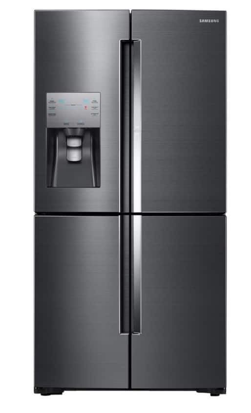 Lowes Samsung 4-Door Flex Counter-Depth Refrigerator with Food Showcase $2,196