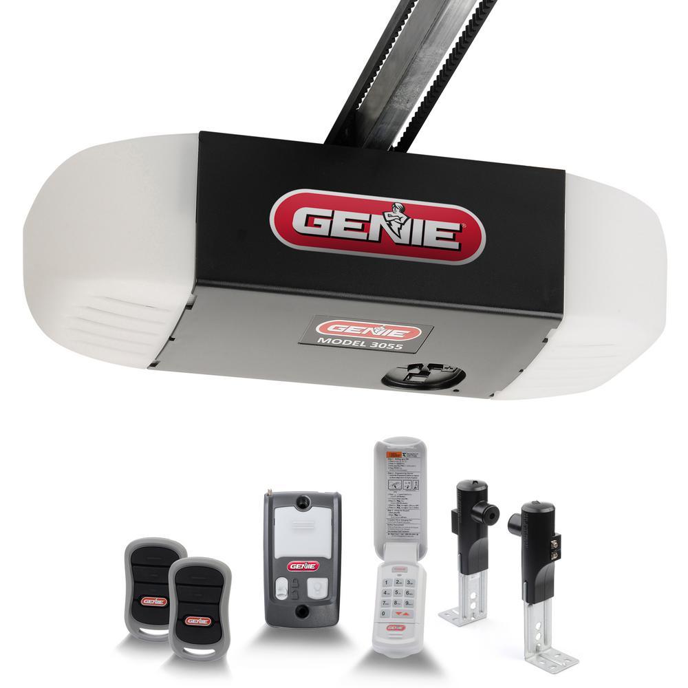 Silentmax 750 3 4 Hp Belt Drive Garage Door Opener 98 W Fs