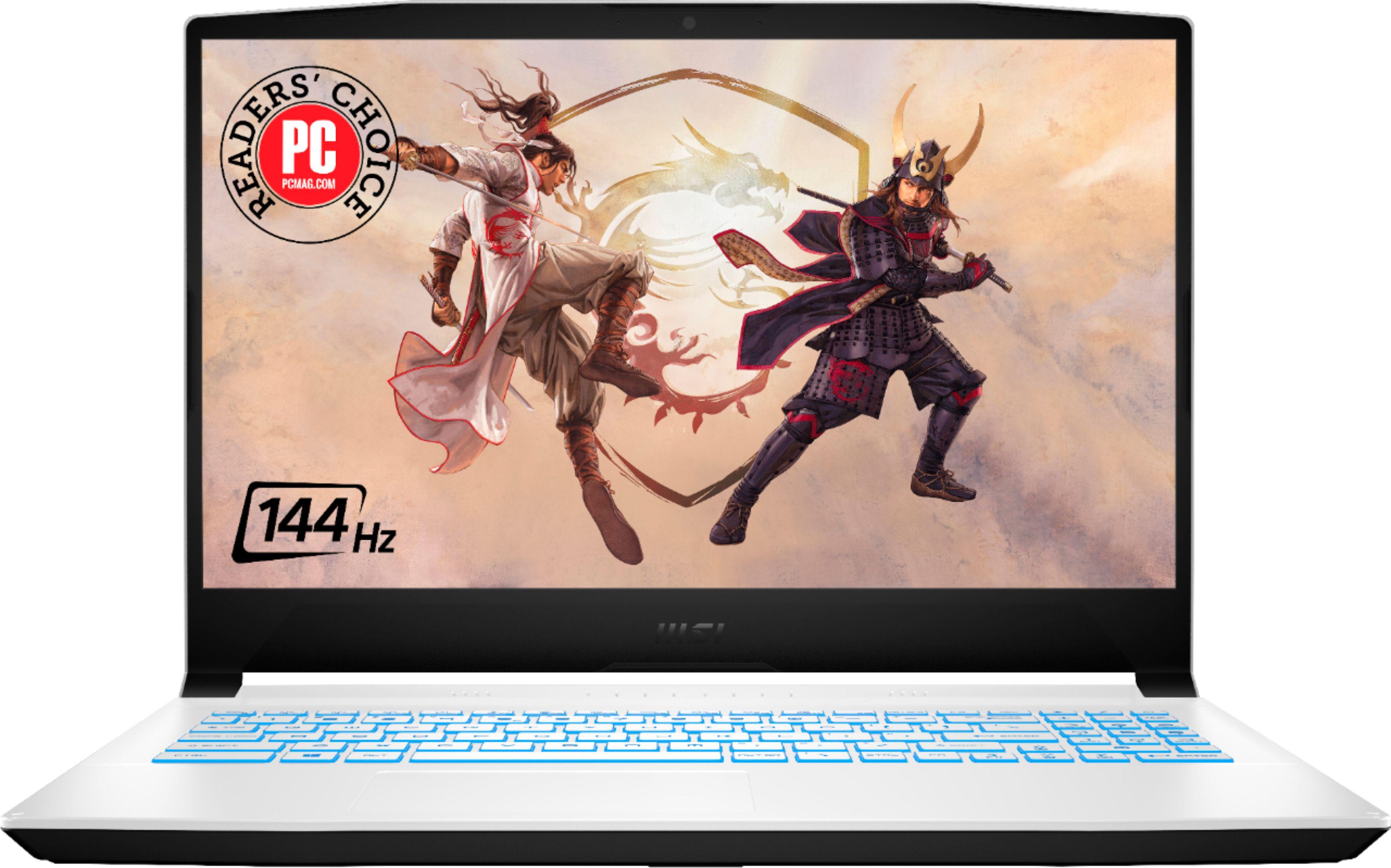 "MSI Sword 15.6"" Gaming Laptop Intel Core i7 NVIDIA GeForce RTX 3050ti 512GB SSD 8GB Memory Black Sword15001 - $999"
