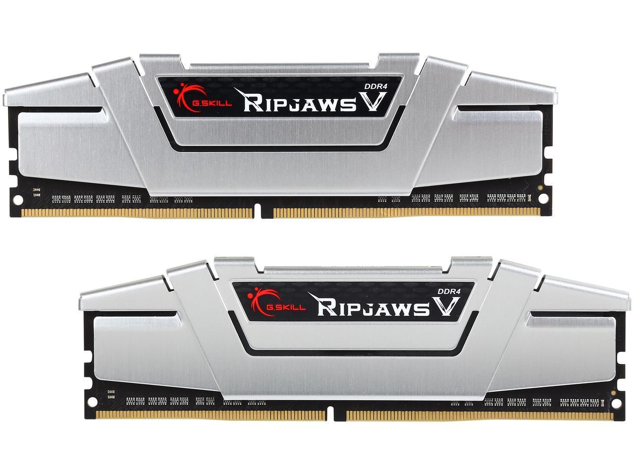 16GB (2x8GB) G.Skill Ripjaws V Series DDR4 2800 Desktop Memory $154 + Free Shipping