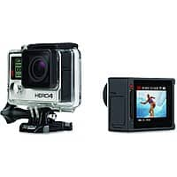 REI Deal: GoPro Hero 4 Silver + $50 GC + $40 CB (members) at REI for $399 + tax 12/18-12/24