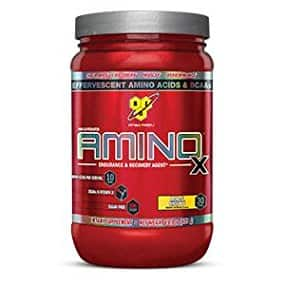 BSN Amino X Post Workout Muscle Recovery 30 Servings - Tropical Pineapple - $12.20 shipped w/ S&S ($10.57 w/15%)