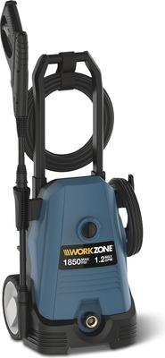 Aldi B&M WORKZONE 1,850 PSI Electric Pressure Washer-YMMV $69.99