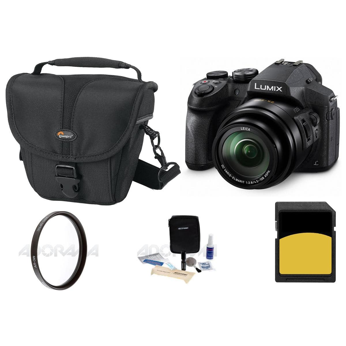 Panasonic Lumix DMC-FZ300 Camera Bundle via Google Express AC $298.49