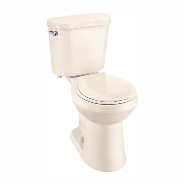 Pleasing Glacier Bay 2 Piece Toilets In Bone Home Depot 133 Beatyapartments Chair Design Images Beatyapartmentscom