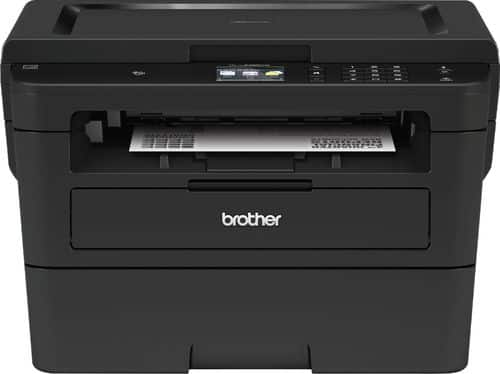 Brother - HL-L2395DW Wireless Black-and-White All-In-One Laser Printer + Filler $75 + FS