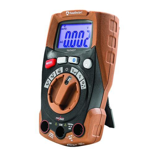 Southwire Compact Bluetooth Digital 600-Volt Cat III Multimeter @Menards B&M $10 with $20MIR $9.99
