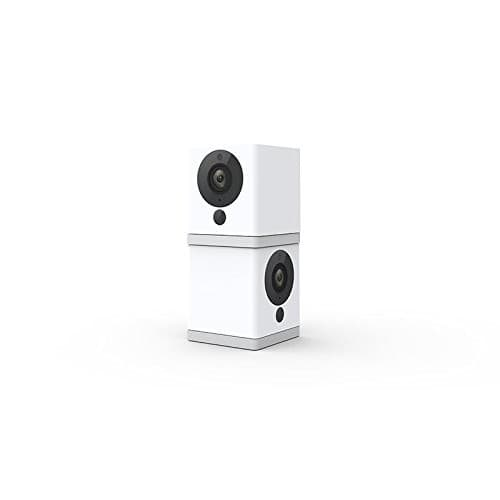 2 Pack Wyze Cam 1080p HD Indoor Wireless Smart Home Camera $42.86 + FS