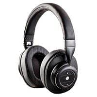Monoprice SonicSolace Active Noise Cancelling Bluetooth w/aptX Wireless Over the Ear Headphones $39