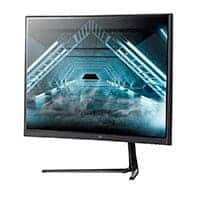 Monoprice 24in Zero-G Curved Gaming Monitor - 1200R, FHD, 144Hz, FreeSync, VA $149.99