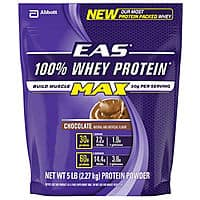 Sam's Club Deal: EAS 5 LBs Whey Protein MAX $19.91 @ Sams Club